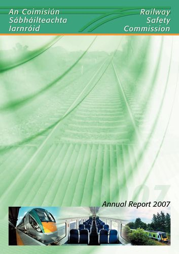 Publication cover - Annual Report 2007